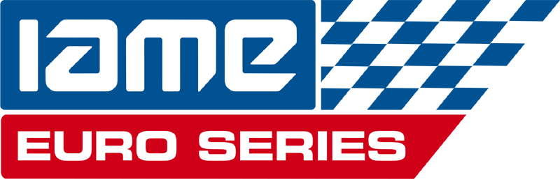 IAME Euro Series Race Schedule Logo